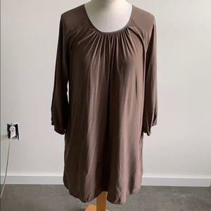 Nili Lotan silk dress